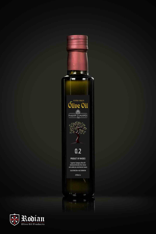 Olive Oil 0.2% Dorica 250ml