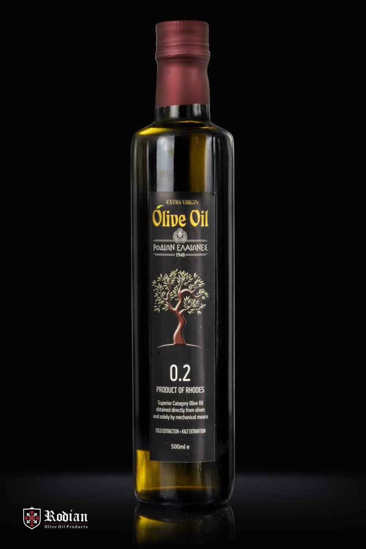 Olive Oil 0.2% Dorica 500ml