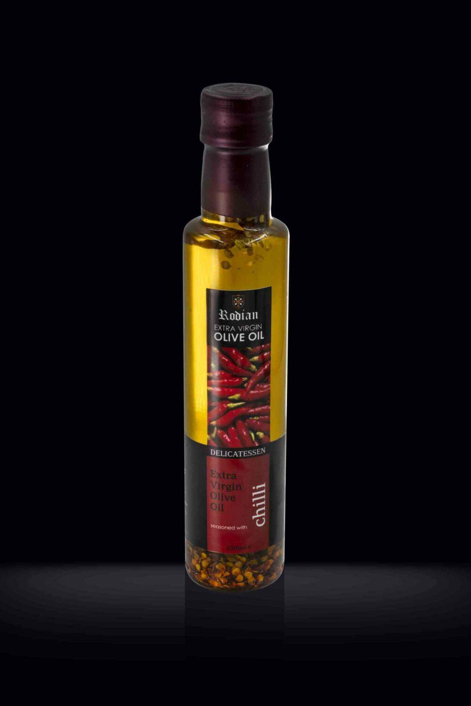 DELI chilli olive oil 250ml