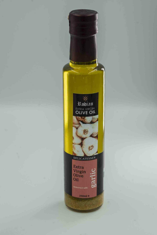 DELI garlic olive oil 250ml