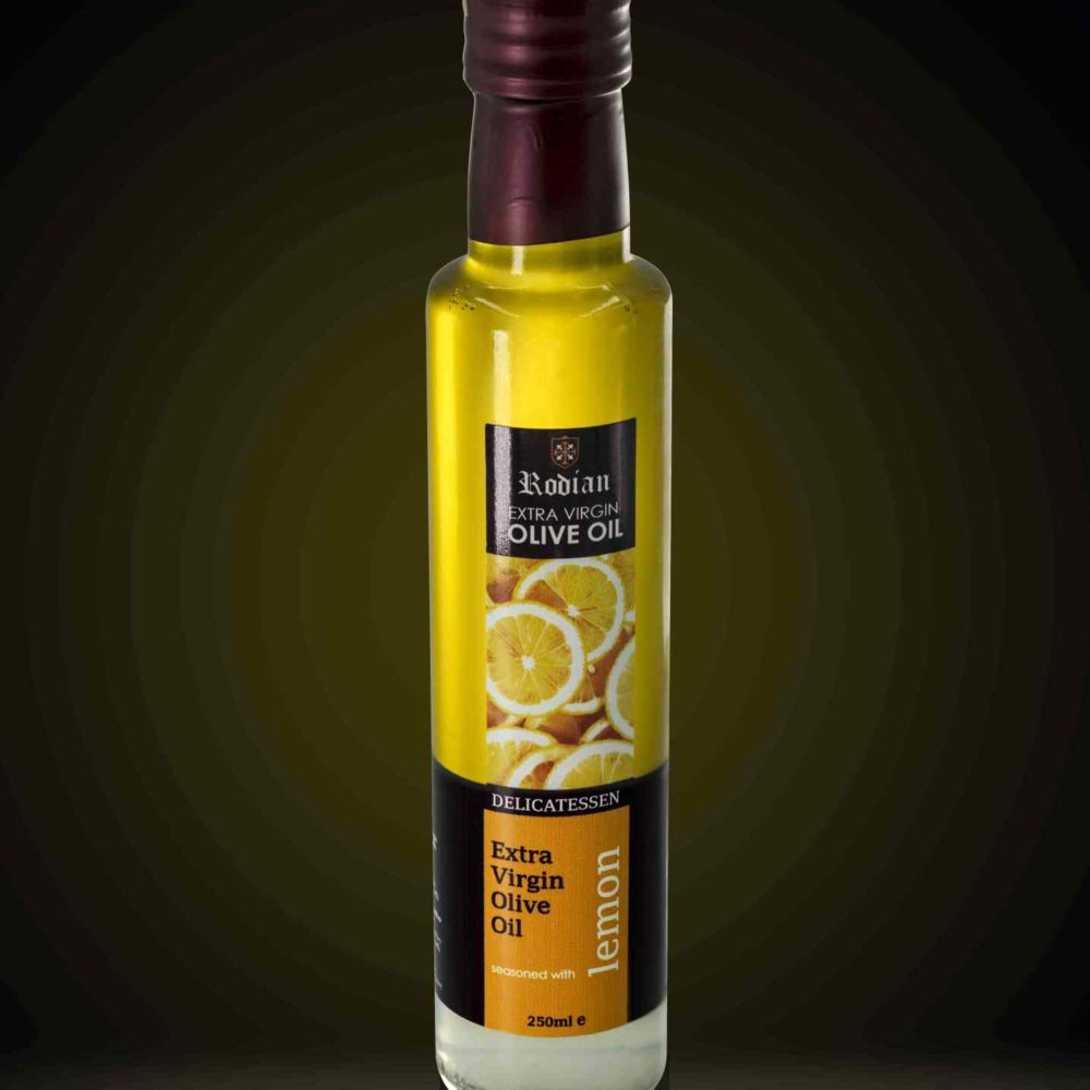 DELI lemon olive oil 250ml