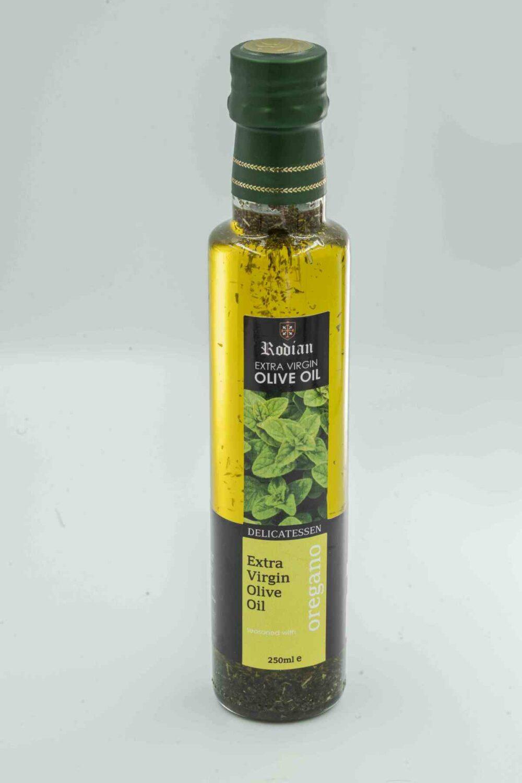 DELI oregano olive oil 250ml
