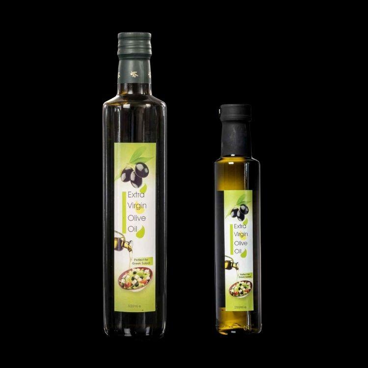 Greek Olive Oil from Rhodes island DORICA