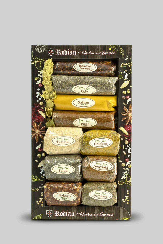 10 mix spices set Rodian