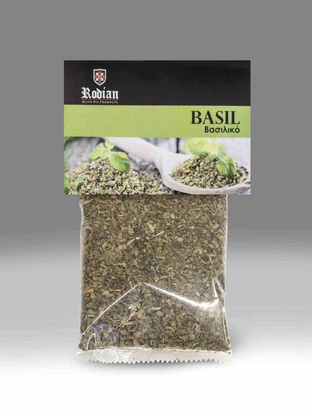 mix basil