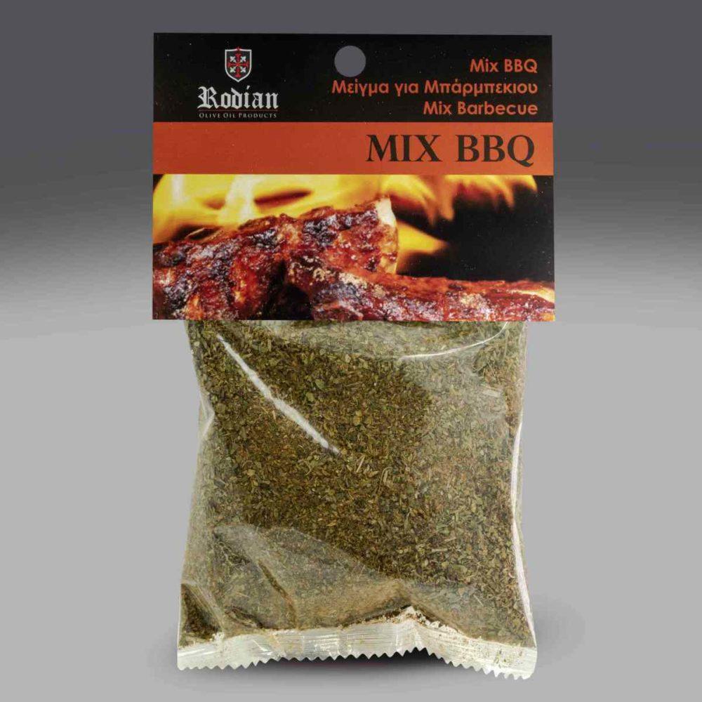 mix bbq