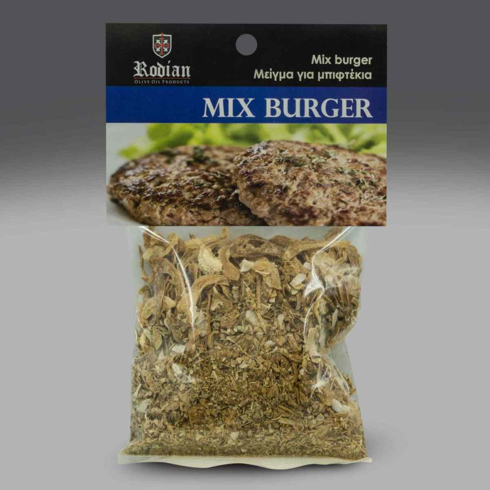 mix burger