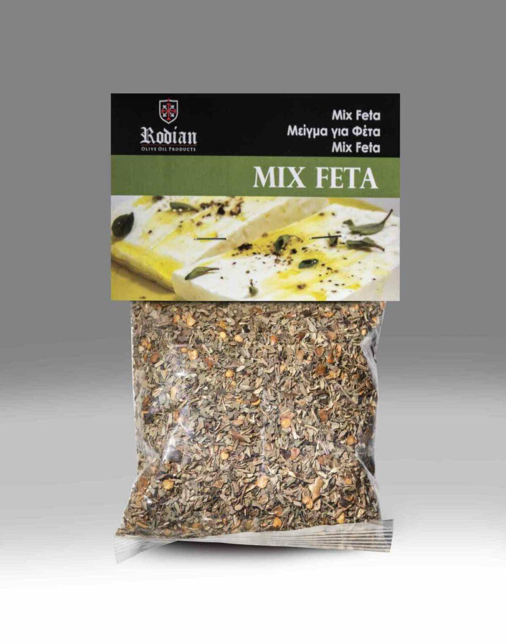 mix feta
