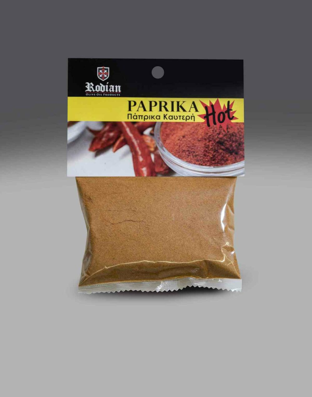 mix hot paprika