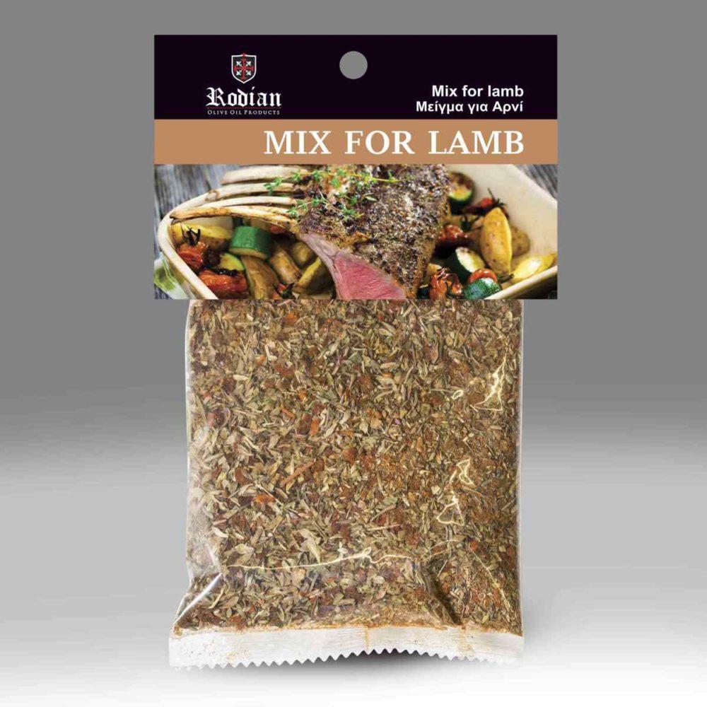 mix lamb