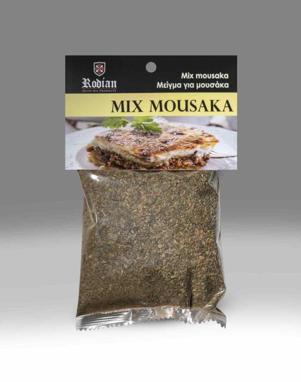 mix mousaka