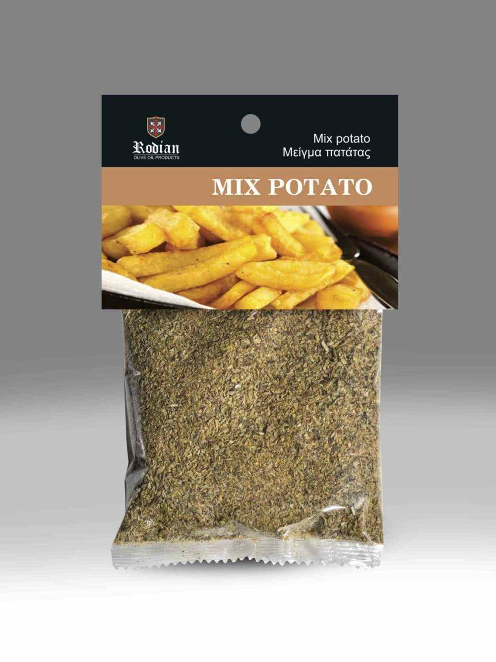 mix potato