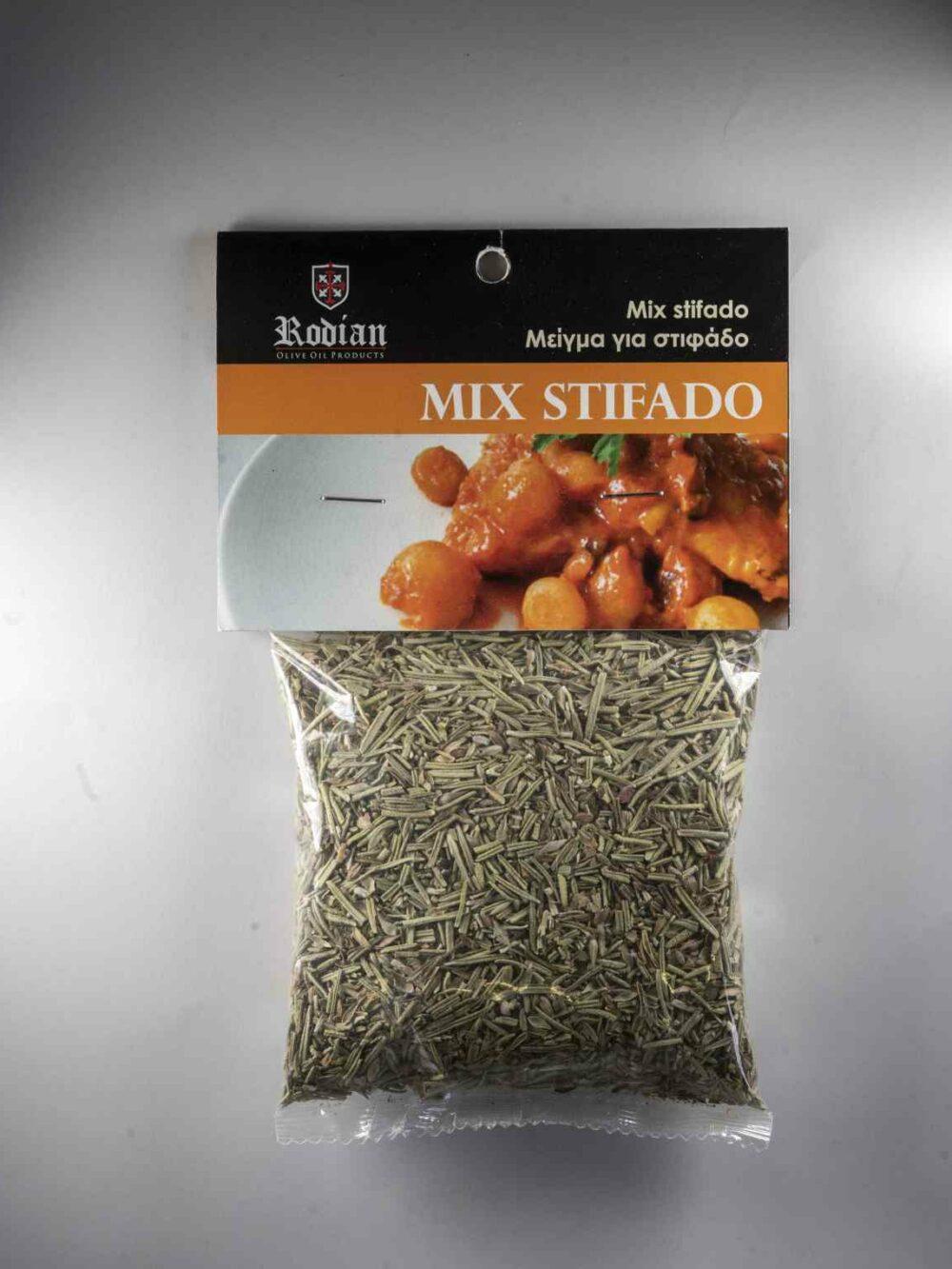 mix stifado