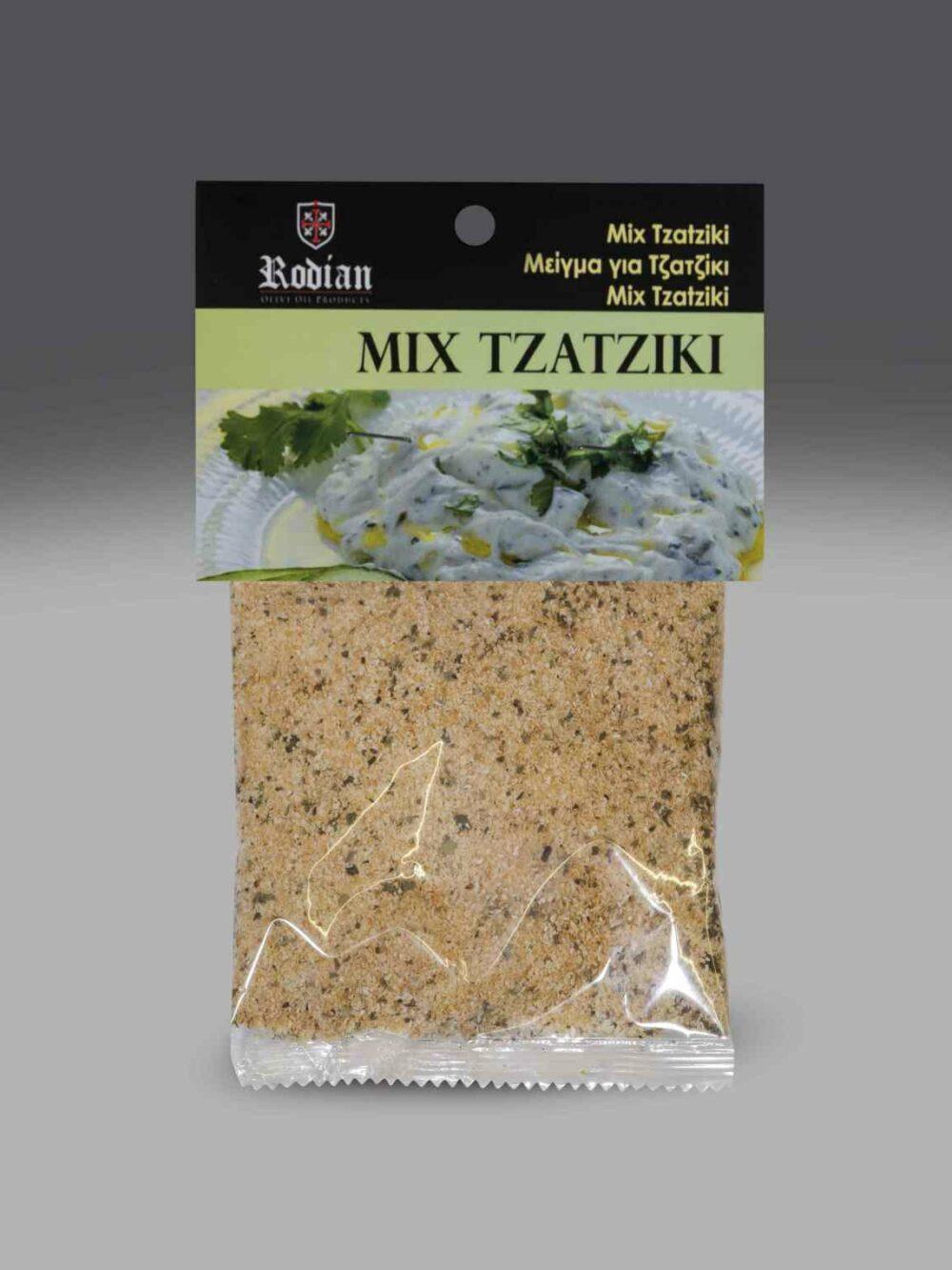 mix tzatziki