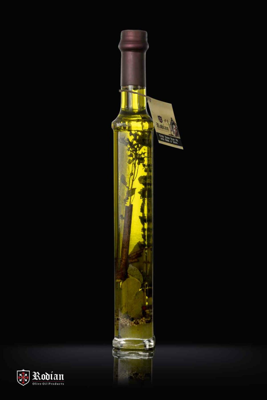 Delicatessen thin bottle 200ml