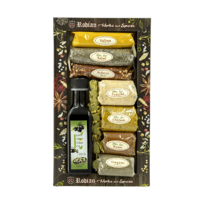 Olive Oil Spices Wholesale Rhodes