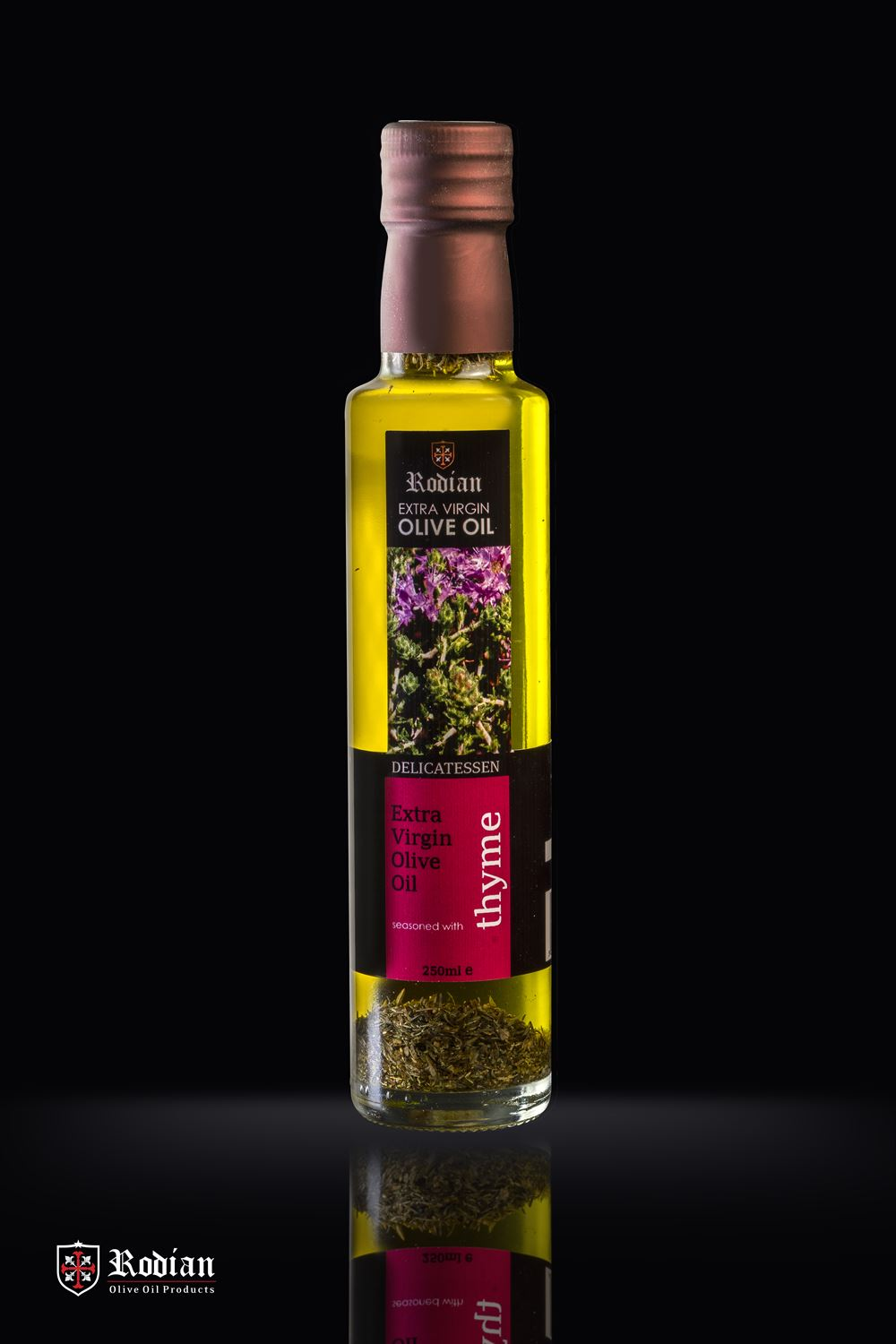 Delicatessen Extra Virgin Olive Oil with Thyme