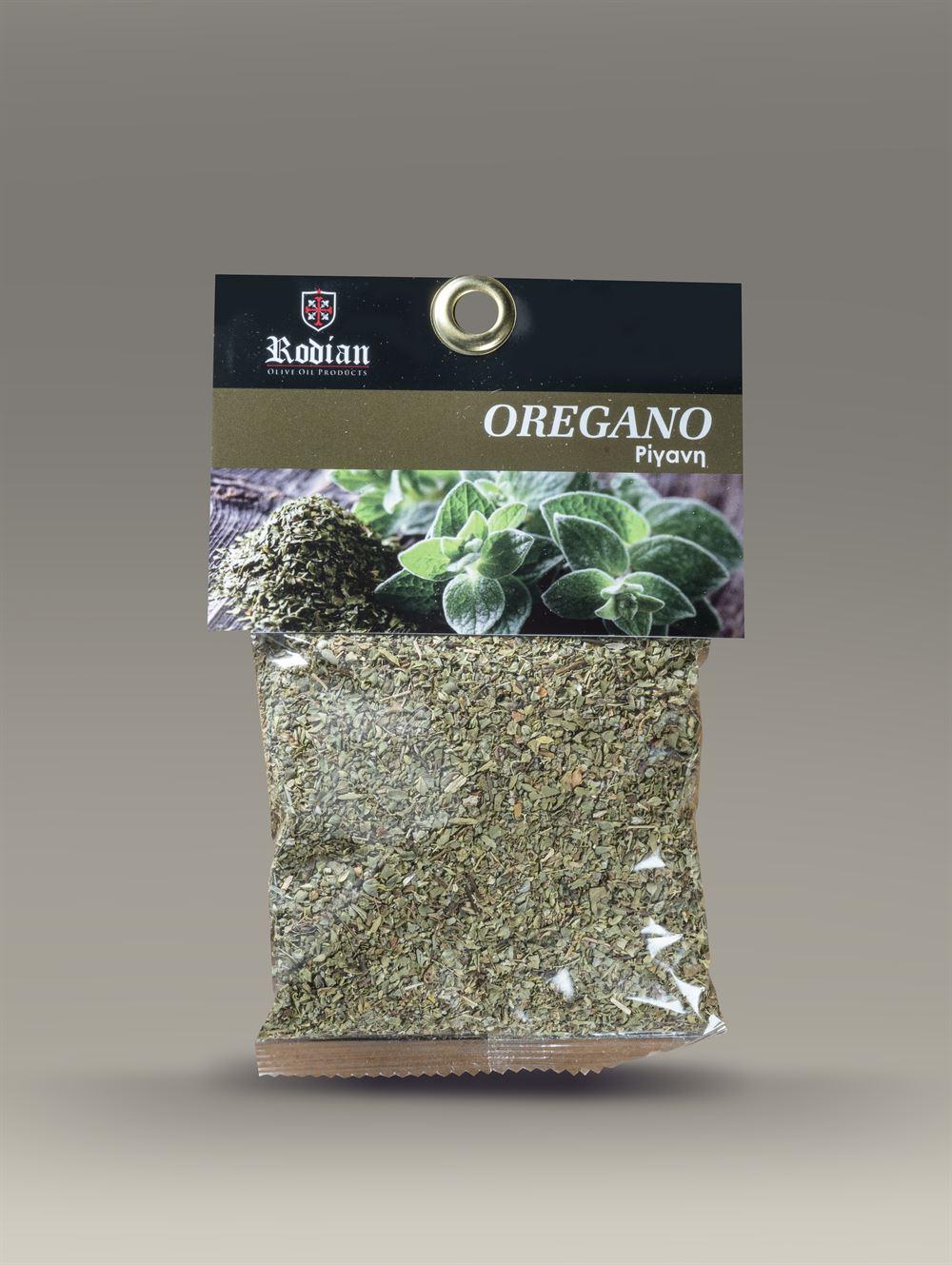 Oregano Rhodes Herbs & Spices