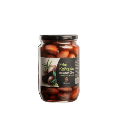 The best Olives - Tapenades Rodos